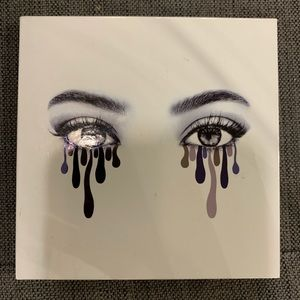 Other - Kylie cosmetics purple eye shadow pallet